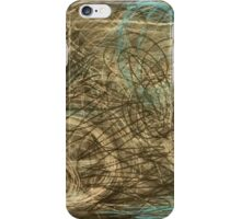 Anatomical Symmetrical IV iPhone Case/Skin