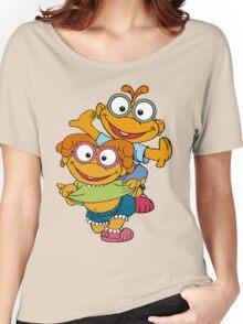 Muppet Babies - Skooter & Skeeter Women's Relaxed Fit T-Shirt