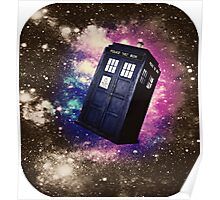 Extra Space-y TARDIS: Version 2 Poster