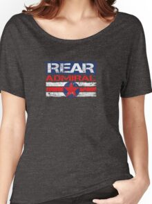 Rear admiral 2 Women's Relaxed Fit T-Shirt