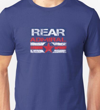 Rear admiral 2 Unisex T-Shirt
