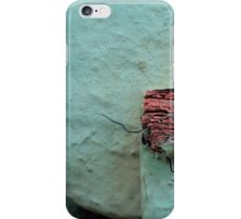 Sea Green Abstract iPhone Case/Skin
