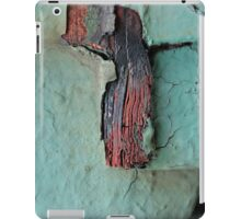 Sea Green Abstract iPad Case/Skin