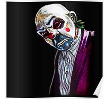 the Joker- Bank robber mask Poster