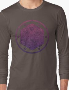 The Folly of Time and Space, Explained Long Sleeve T-Shirt