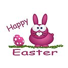 Happy Easter by Susan S. Kline