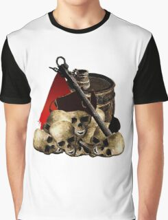 Discards Of A Pirate Horde Graphic T-Shirt