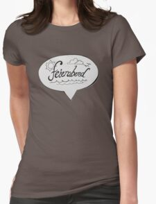FEIERABEND Womens Fitted T-Shirt