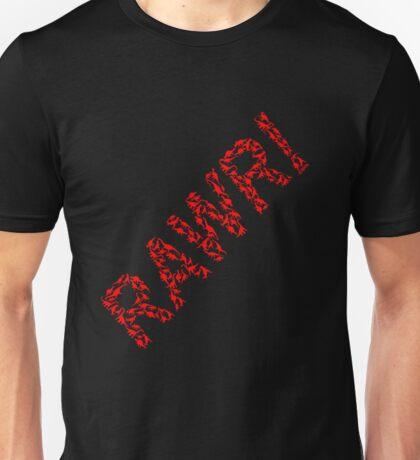 Dinosaurs rawr! Unisex T-Shirt