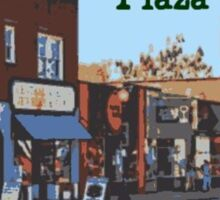 Plaza Midwood - Central Ave Sticker