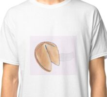 Unwrapped Fortune Cookie Classic T-Shirt