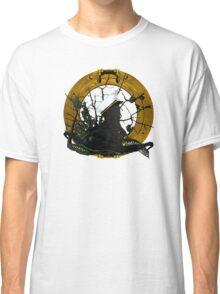 Looking Through A Porthole Of Memories Classic T-Shirt