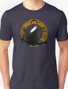 Looking Through A Porthole Of Memories Unisex T-Shirt