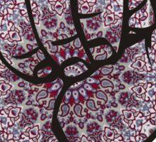 Mandala Shaka 2 Sticker