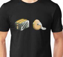 Egg and Toast Unisex T-Shirt