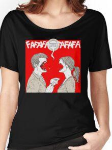 PSYCHO KILLER : FAFAFAFAFAFAFAFA Women's Relaxed Fit T-Shirt