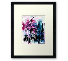 Pink III Framed Print