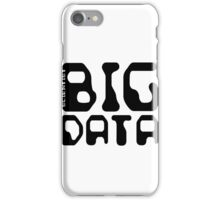 Big Data Scientist iPhone Case/Skin
