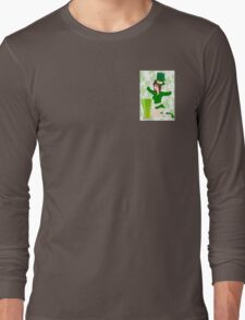 On St.Patrick's Day (1020 Views) T-Shirt