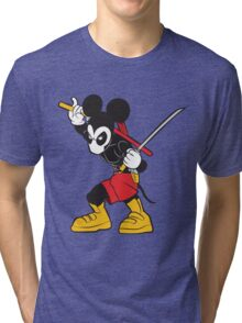 DeadMouse Tri-blend T-Shirt