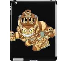 Cat Bus and The Kittens Car iPad Case/Skin