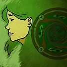 Dana and the Circle of the Enlightened by Toradellin