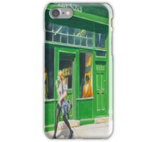 The looker. iPhone Case/Skin