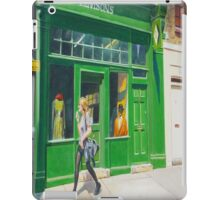 The looker. iPad Case/Skin
