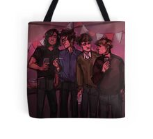 Let's Spike The Punch Tote Bag