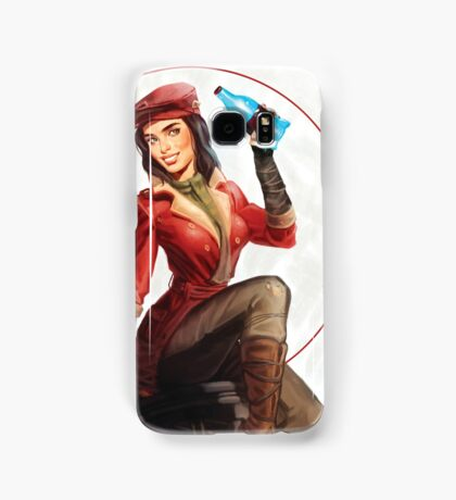 The Wright Pinup! Samsung Galaxy Case/Skin