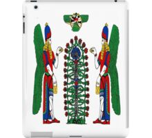 Assyrian Winged Genius iPad Case/Skin