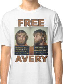 FREE STEVEN AVERY Classic T-Shirt
