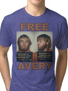 FREE STEVEN AVERY Tri-blend T-Shirt