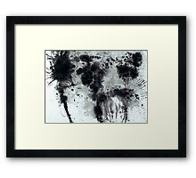 Trees II Framed Print