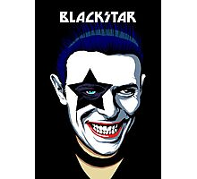 Black Star Photographic Print