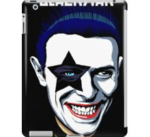 Black Star iPad Case/Skin