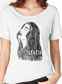 static Women's Relaxed Fit T-Shirt