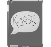 KLASSE iPad Case/Skin