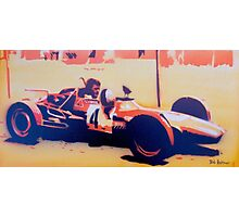 Hot Wheels. Photographic Print