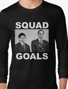 Dean Strang & Jerry Buting - Making a Murderer Long Sleeve T-Shirt