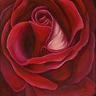 Crimson Queen by jewd barclay