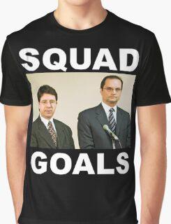 Dean Strang & Jerry Buting - Making a Murderer Graphic T-Shirt