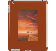 At the crossroads. iPad Case/Skin