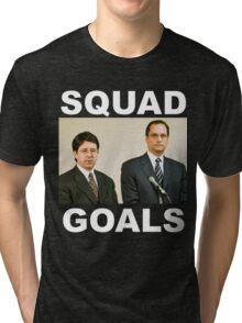 Dean Strang & Jerry Buting - Making a Murderer Tri-blend T-Shirt