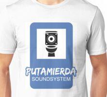 PutaMierda SoundSystem Unisex T-Shirt