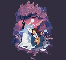 The Last Unicorn + Dan Avidan Unisex T-Shirt