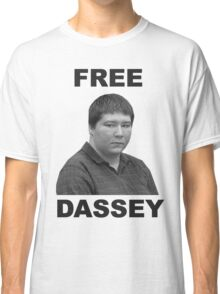FREE BRENDAN DASSEY Classic T-Shirt