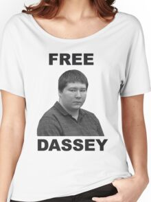 FREE BRENDAN DASSEY Women's Relaxed Fit T-Shirt