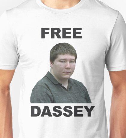 FREE BRENDAN DASSEY Unisex T-Shirt