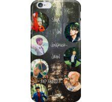 BTS forest iPhone Case/Skin